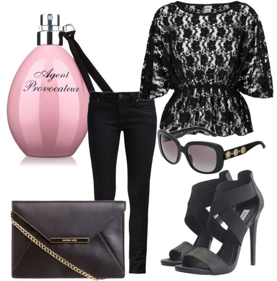 provocateur #fashion #style #look #dress #mode #outfit