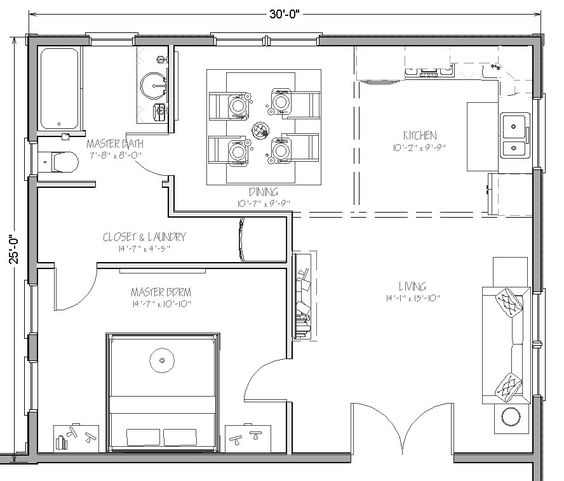 750 sq ft floor plans pinterest home addition cost