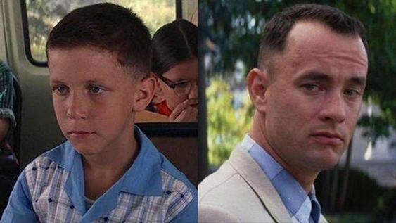 3. Michael Conner Humphreys And Tom Hanks, Forrest Gump ('Forrest Gump'):