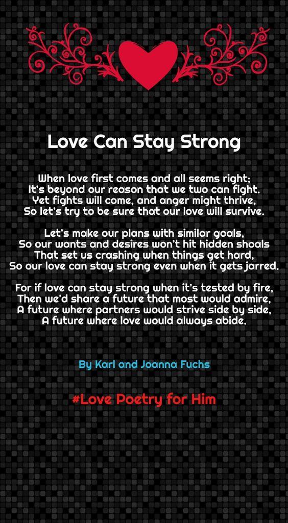 Love him rhyming short poems for Short Rhyming