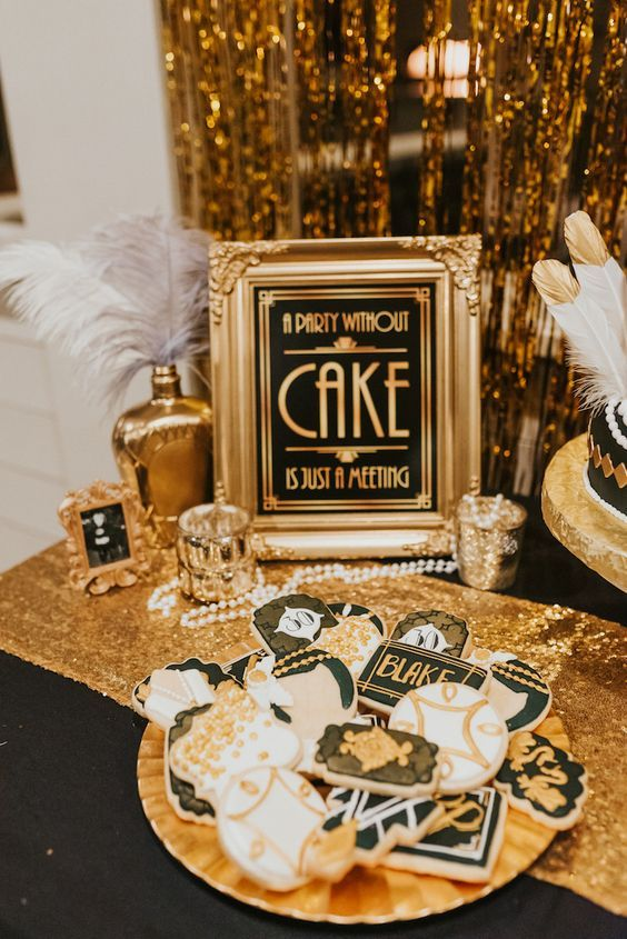 Great Gatsby Party Decorations Ideas For A Diy Gatsby Theme