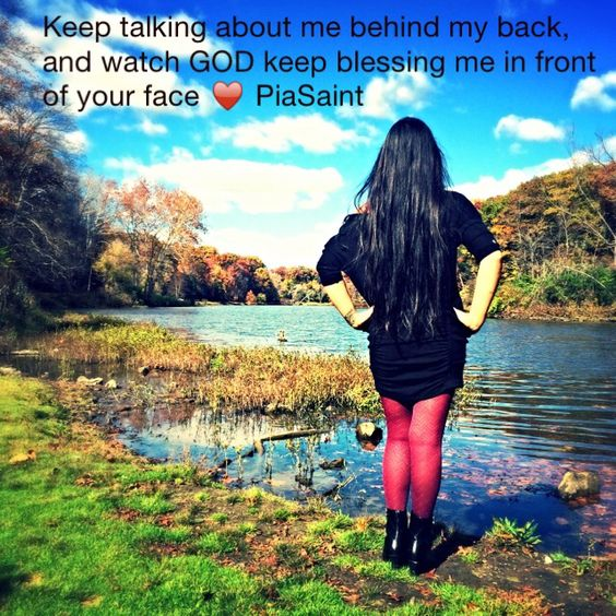 100 Great Keep Talking About Me Behind My Back Quotes Paulcong
