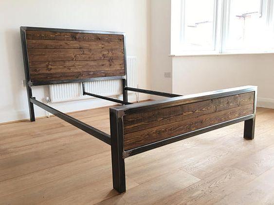 Extra Strong Bed Frames Iron Bed Frame Black Metal Bed Frame