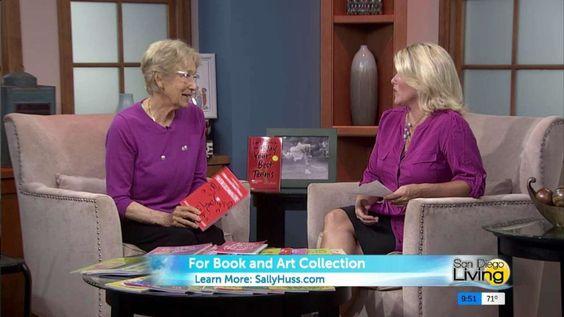 [gtxvideo vid='LXVolpmy' thumb='http://player.gtxcel.com/thumbs/LXVolpmy.jpg' vtitle='bookartcoolecaiotn'] Author, Artist and Tennis Champ Sally Huss, shares her secret to happiness.