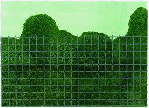 Stadt Land - Franziska Neubert Zaun, 15 x 21 cm, Linolschnitt, 2 e.a.