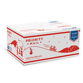 Priority Mail Regional Rate Box - B1 The Priority Mail® Regional ...