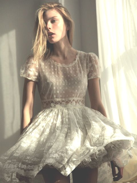 dreamy lace
