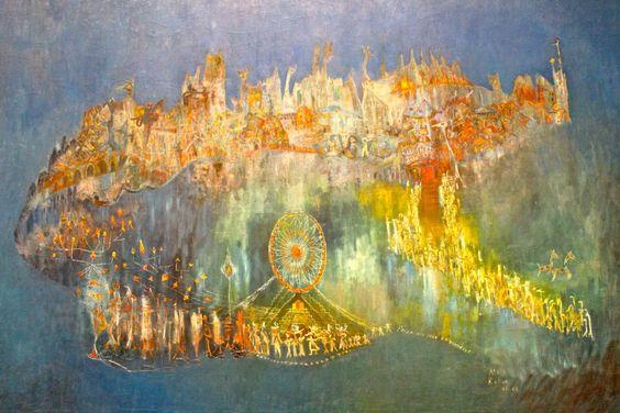 ALICE RAHON, Balada para Frida Kahlo (1956-1966)