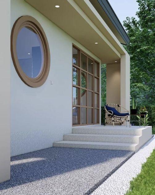 Front Door Terrace In 2020 Architecture Front Door Doors