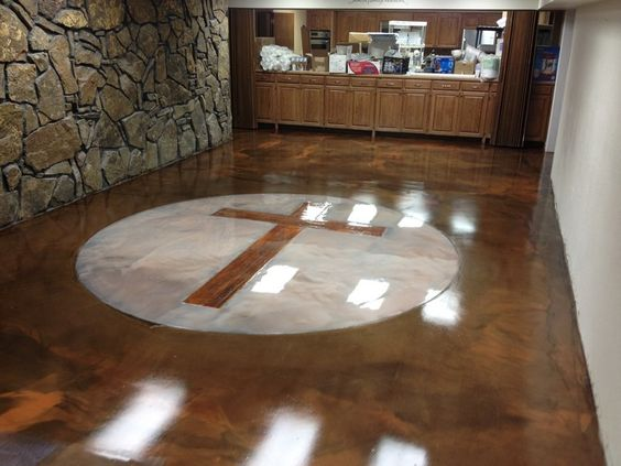A Beautiful Epoxy Floor For A Car Dealership In Northwest Arkansas. |  Favorite Interior Floors And More | Pinterest | Epoxy, Concrete And  Interiors