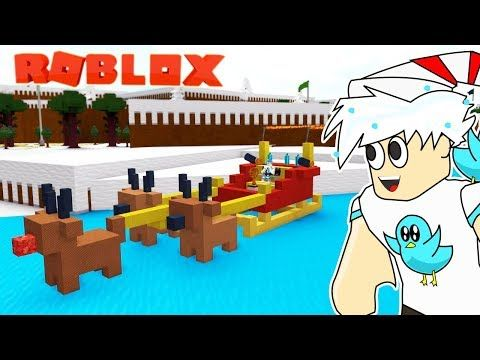 Code For Plushie In Roblox Build A Boat Santa S Sleigh And Reindeer Boat Build A Boat To Treasure Roblox Youtube Santa Sleigh Sleigh Reindeer