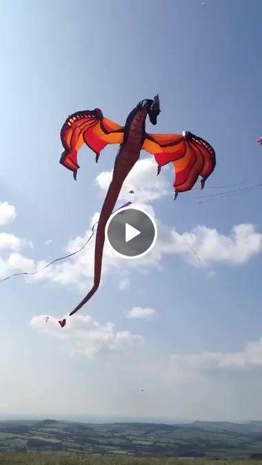 Pipa em forma de dragão