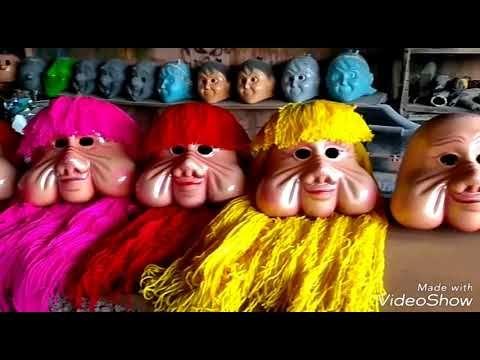 Fibrarte Mascaras Fofao E Fofona Youtube Com Imagens