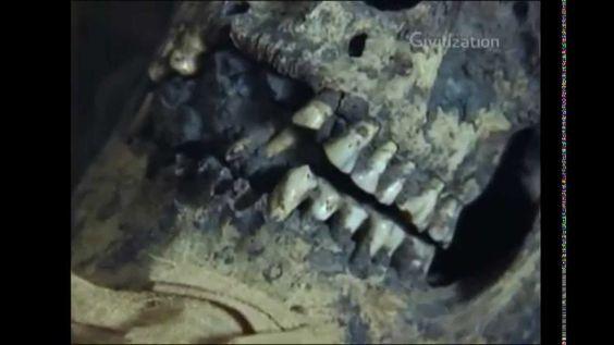 Os Grandes Egípcios: Akhnaton, O Faraó Rebelde (Dublado HD Completo) Dis...