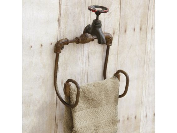 Faucet Style Toilet Paper Holder Primtivie And Country