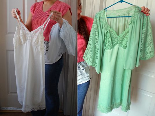 Kelly Green lingerie makeover by Sally Ann