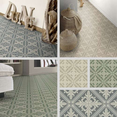 Turkish Tile Effect Sheet Vinyl Flooring Cushioned Lino Kitchen Bathroom Roll Ebay Vinyl Flooring Floor Cushions Turkish Tile