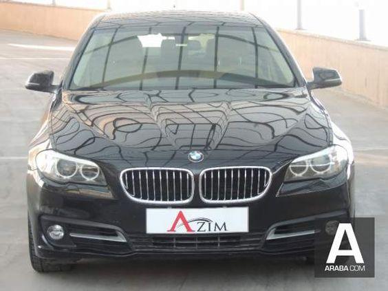 BMW 5.25 xDrive COMFORT BORUSAN ÇIKIŞLI