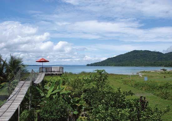 lago guatemalteco