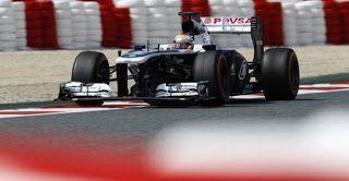 MAGAZINEF1.BLOGSPOT.IT: Pastor Maldonado ammette le difficoltà della Williams