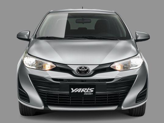 Toyota Yaris Sedan 2018 Carros