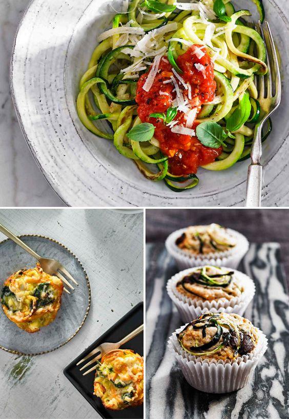 KitchenAid Espiralizador de Frutas e Vegetais: receitas