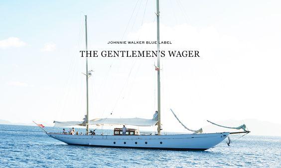 Johnnie Walker The Wager|MR PORTER