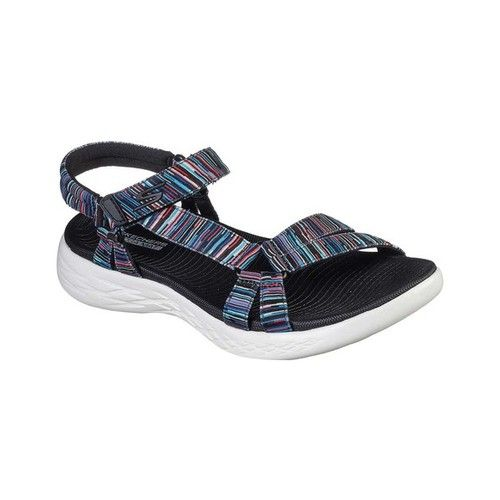 Free 2 Day Shipping Buy Women S Skechers On The Go 600 Electric Active Sandal At Walmart Com Skechers On The Go Womens Sandals Skechers