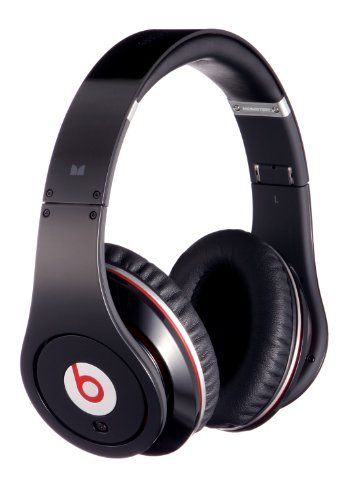 Beats by Dre Studio Blk Over Ear Headphone from Monster