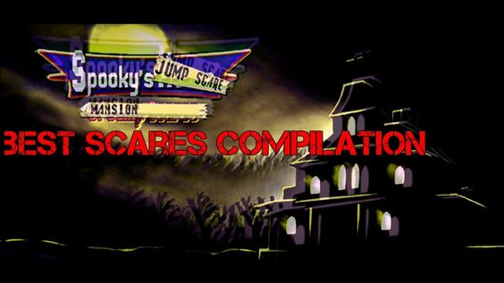 Best Scares Compilation In Spooky's Jumpscare Mansion