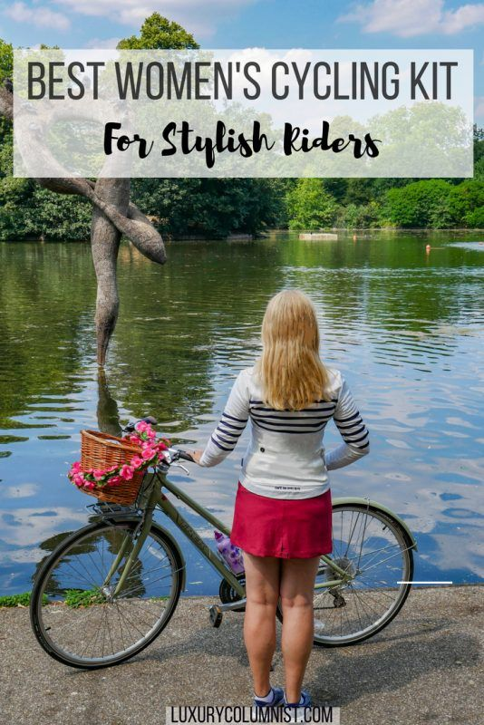 The Best Women S Cycling Kit For Stylish Riders With Images