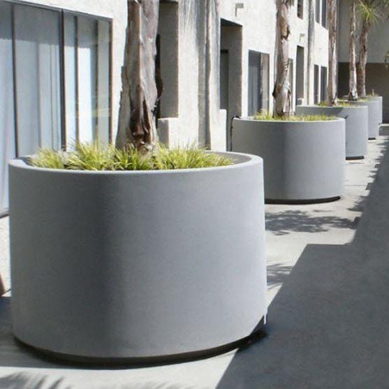 бетон плантер