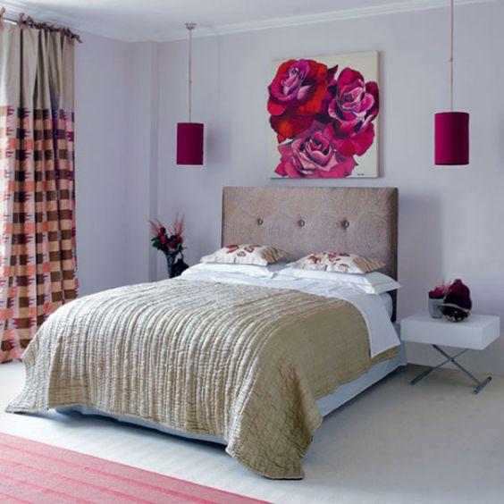 40 ideas para dormitorios pequeños | Decoración