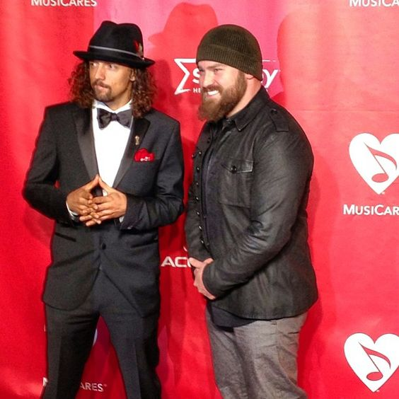 Zac Brown + Jason Mraz #MusiCares Person Of The Year - @Matty Chuah GRAMMYs- #webstagram
