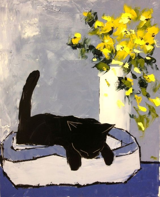 Atelier De Jiel「Black Cat Is Sleeping」... Atelier De Jiel「Black Cat Is Sleeping」 Source by catskittensbree - http://newsyork.gq/atelier-de-jiel%e3%80%8cblack-cat-is-sleeping%e3%80%8d/