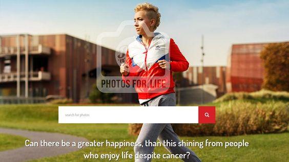Photos for Life – Um banco de imagens apenas com sobreviventes de câncer - http://b9.cm/1APEz5C