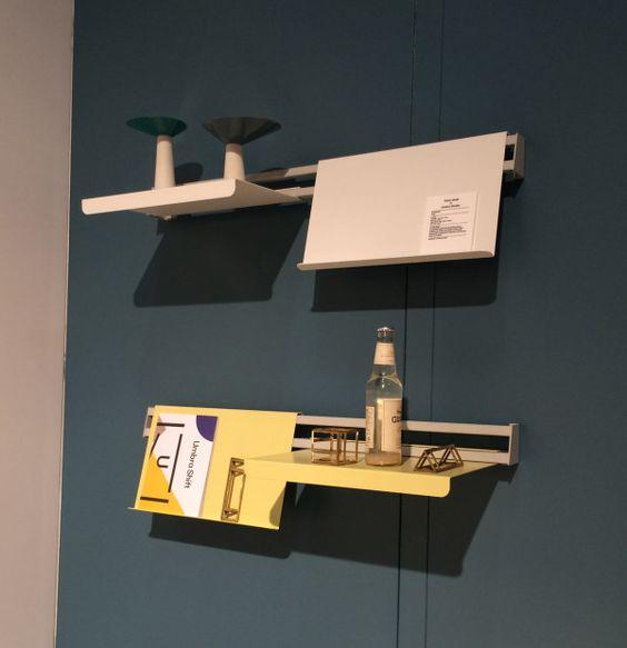 Umbra Loft Wall Decor : Best of icff part shelves and wall