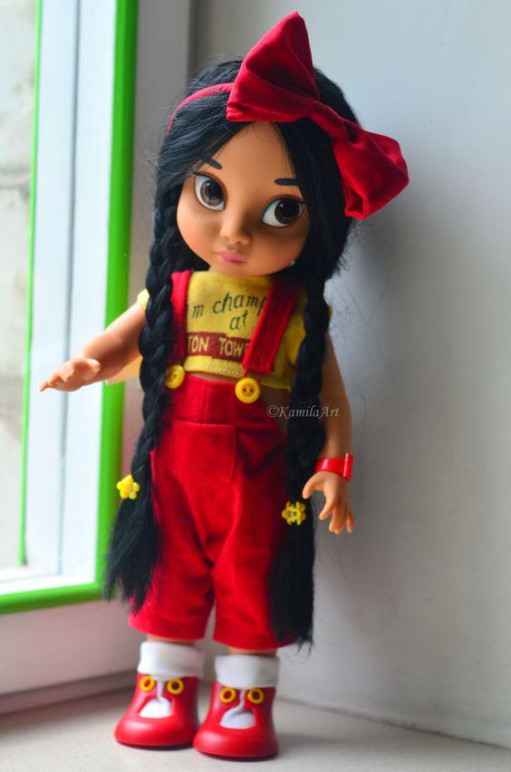 disney animator's collection dolls Jasmine