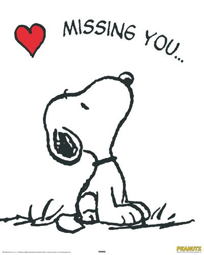 Clip Art Miss You Clip Art i miss you snoopy clipart free in memory of clipart