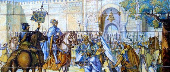 Reconquista cristiana medieval de la Península Ibérica y Baleares 8d369a1a1e1601486045e5af3ec0167a