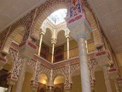 Casa zapata cartagena edificio modernista construido - Azulejos zapata ...