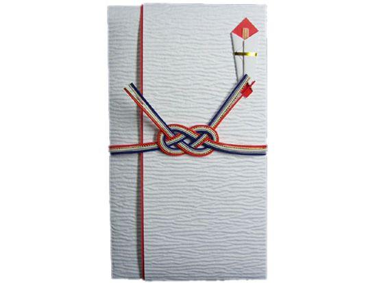 """Congratulatory gift  envelopes of Awaji  Closing ""|Technique of traditional crafts of ""Kaga Mizuhiki "" crafted"