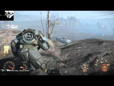 33k DPS Build (Fallout 4)