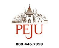Peju Winery, Napa
