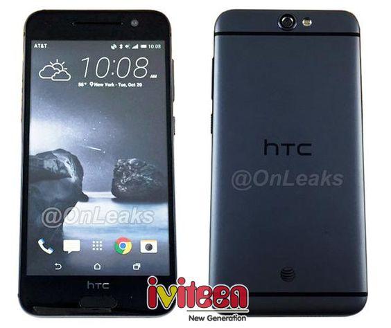 HTC One A9 lộ diện: Giống hệt iPhone 6s - http://www.iviteen.com/htc-one-a9-lo%cc%a3-die%cc%a3n-giong-he%cc%a3t-iphone-6s/  Một số bức ảnh chụp mẫu smartphone HTC One A9 vừa được đăng tải trên mạng. Nếu bỏ logo HTC đi mọi người sẽ lầm tưởng đây là một mẫu iPhone 6s mới.    Ở cạnh trên phía trước máy có khe loa, camera trước. Cạnh dưới có vẻ hơi chật chội với n