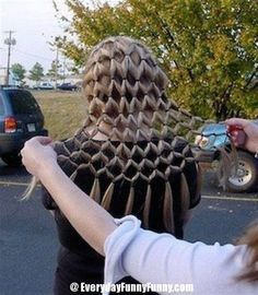 crazy hair day ideas for teenage girls - Google Search ...