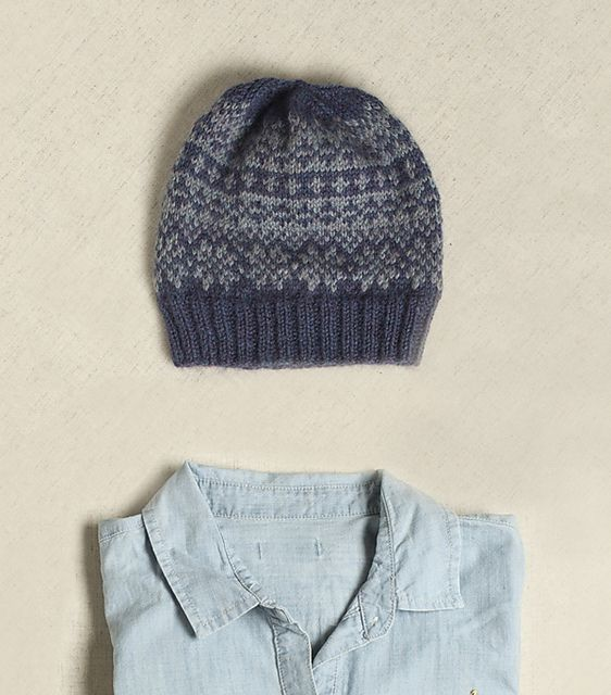 Ravelry: Minjonet Hat pattern by Kate Gagnon Osborn