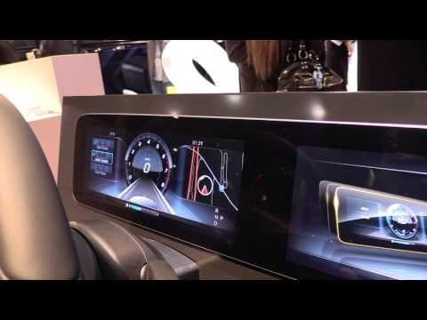 2016 CES Mercedes Cluster Design
