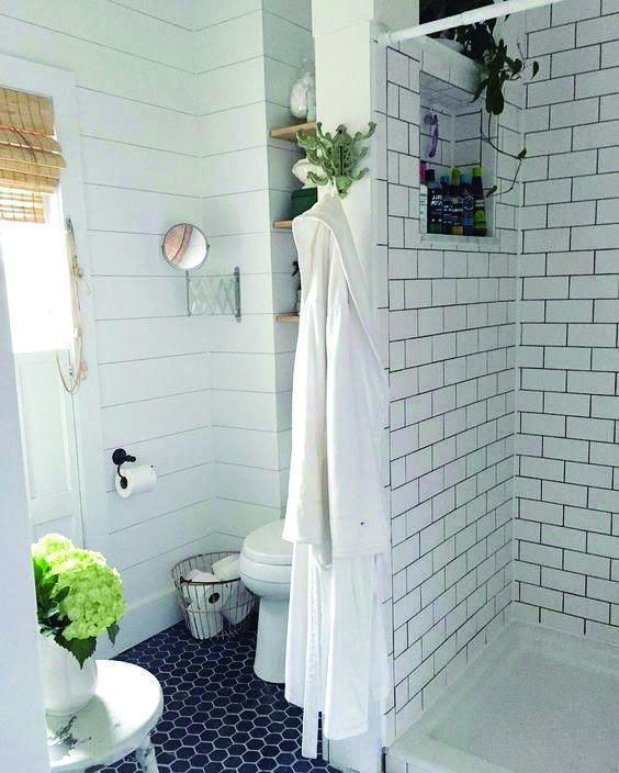 10++ Shiplap in bathroom moisture info