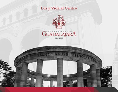 "Check out new work on my @Behance portfolio: ""Plan Luz Centro Histórico Guadalajara Egea 2015"" http://on.be.net/1P3BoRY"